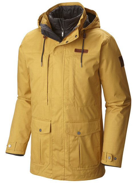 Columbia Horizons Pine Interchange Jacket Men Pilsner